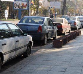 8 mașini au fost blocate de polițiștii locali. Vezi motivul!