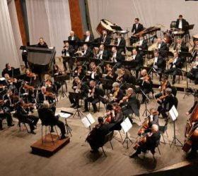 Filarmonica de Stat Botoşani va concerta pe Pietonalul Unirii şi în Parcul Eminescu