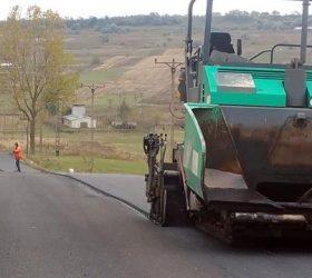 Lucrări de întreținere pe drumurile naționale