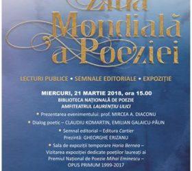 Memorialul Ipoteşti sărbătoreşte, miercuri, 21 martie, Ziua Mondială a Poeziei