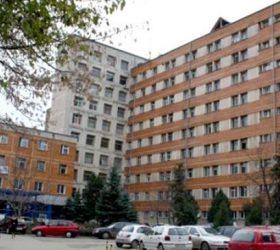 Spălătoriile a trei secţii exterioare ale Spitalului Judeţean se desfiinţează