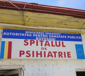 Protest spontan la Secţia de psihiatrie a Spitalului Judeţean Mavromati