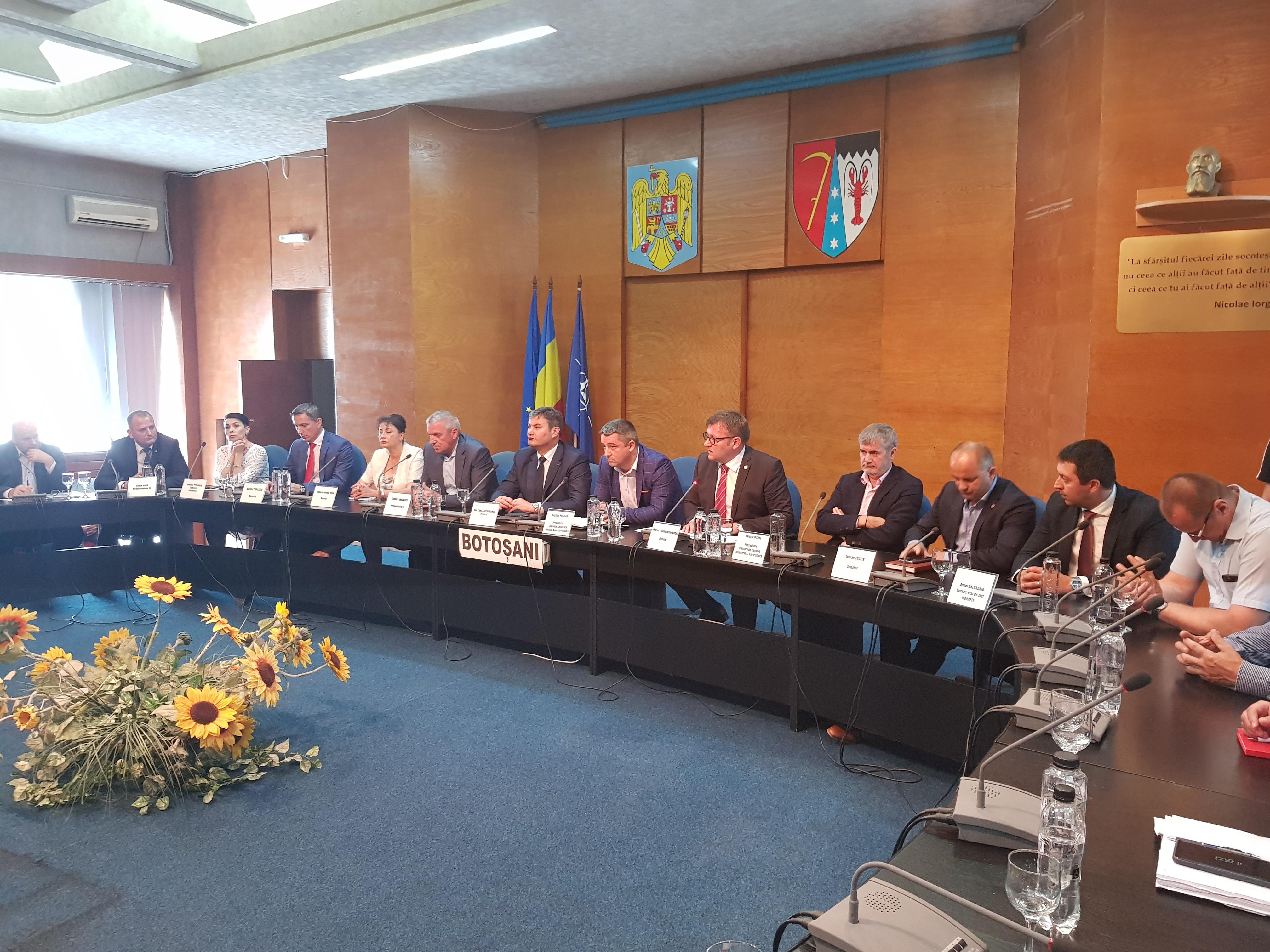 Întalnire cu tema modificarilor legislatiei achizitiilor publice