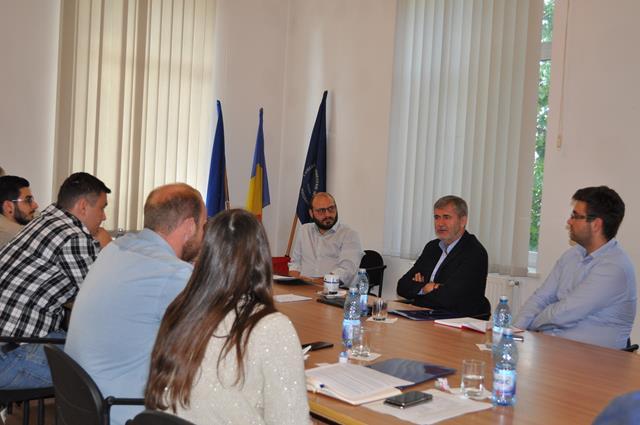 Întâlnire cu investitorii străini la CCIA Botoşani