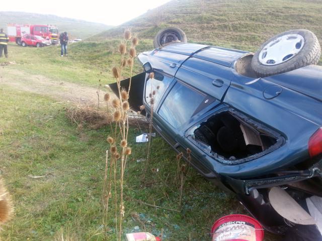 Poliția avertizează: numărul accidentelor  rutiere a crescut