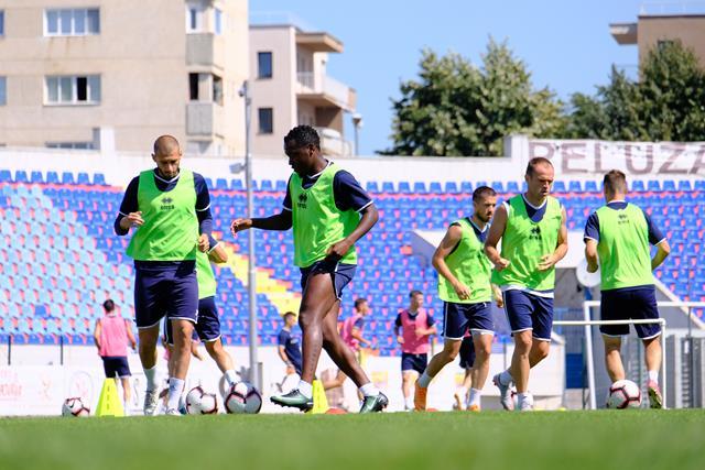 Dunărea Călărași – FC Botoșani 3-2.  Botosanenii rămân cu o singură victorie în primele 8 etape