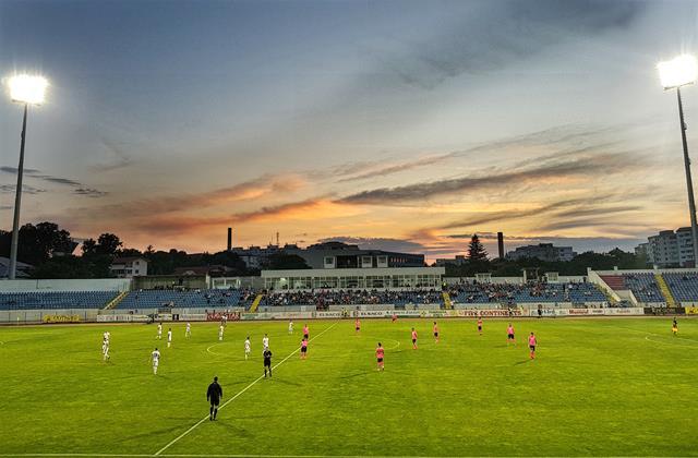 Botoșani – Chiajna 0-2.  Enache, trimis în tribună la pauză