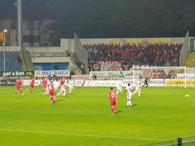 FC BOTOȘANI – DINAMO BUCUREȘTI 2-0.  Prima victorie a botosanenilor după 8 etape. Dinamo pe loc de BARAJ