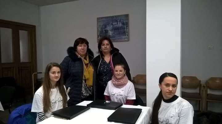 Elevi din Todireni la un Concurs Național de fashion – FOTO