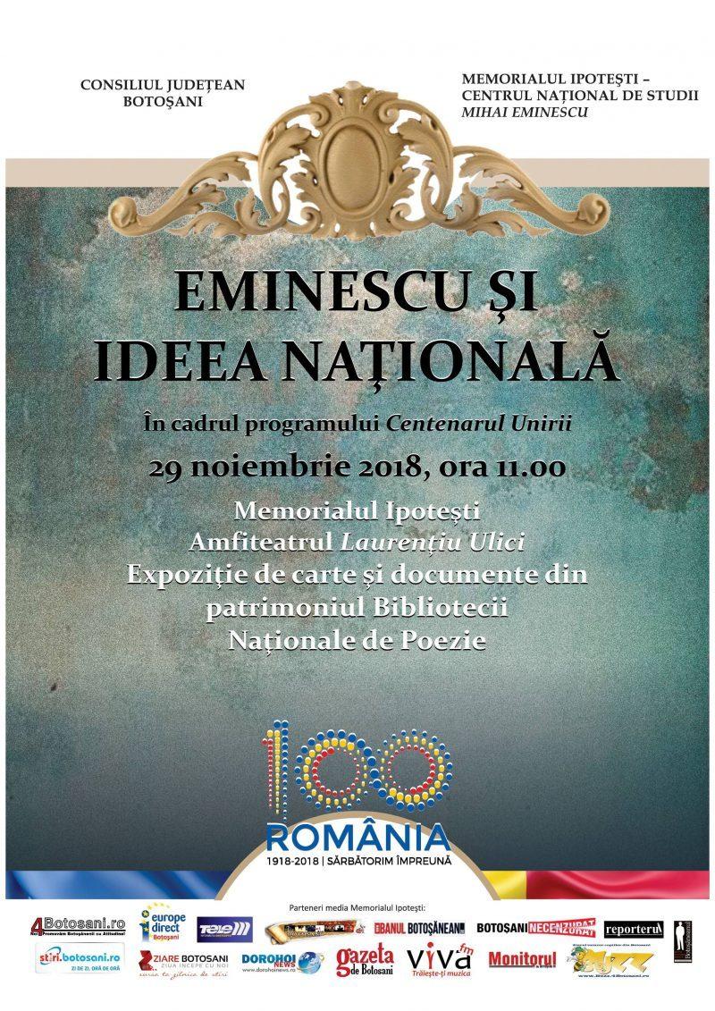 Centenarul Unirii la Memorialul Ipotești