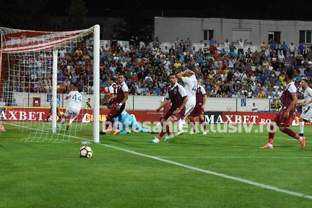 FC Botoșani este liderul clasamentului fair-play