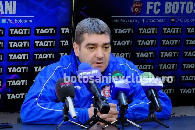 """Liviu Ciobotariu:  """"Mergem la Chiajna să obținem un rezultat pozitiv adică cele trei puncte puse în joc"""""""