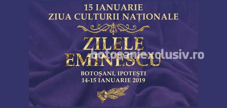 Lecturi în cadrul Zilelor Eminescu, ediția 2019 la Memorialul Ipotesti