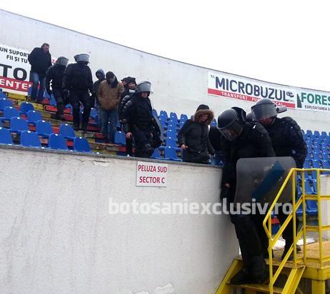 Manifestări sportive în atenția jandarmilor