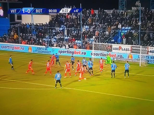 ADIO  PLAY-OFF. Visul frumos s-a spulberat pentru FC Botosani