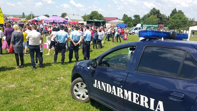 Misiunile executate de Inspectoratul de Jandarmi Judeţean Botoşanipentru creşterea nivelului de siguranţă a cetăţenilorşi asigurarea climatului de ordine publică pe timpul sezonului estival