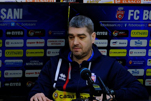 """Liviu Ciobotariu:  """"Meciul acesta trebuie să-l jucăm cu inima"""""""