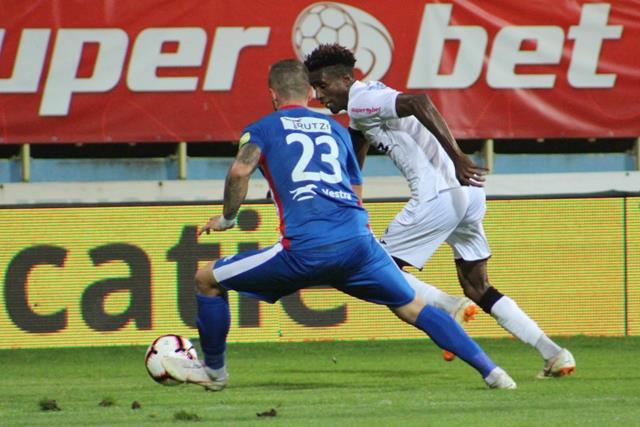 GAZ METAN – FC BOTOȘANI 2-0.  Elevii lui Ciobotariu în cădere liberă spre L2!