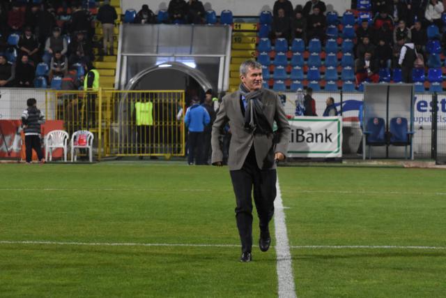Valeriu Iftime, președintele de la FC Botoșani, a criticat arbitrajul si s-a luat de  Gino Iorgulescu, președintele LPF