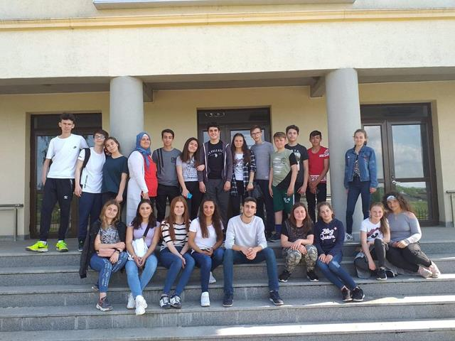 Întâlnire transnațională de proiect Erasmus+ la Școala Gimnazială nr.1 Ungureni