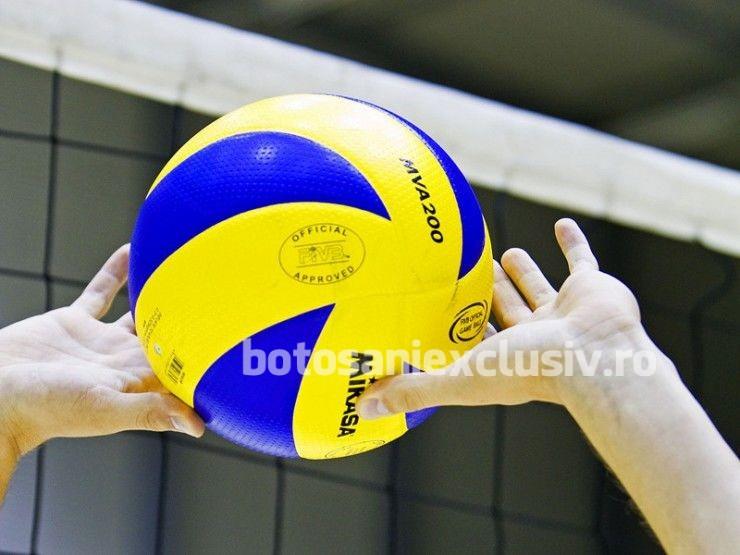BOTOȘANI:  De astăzi începe Campionatul Național de Volei pentru Cadeți