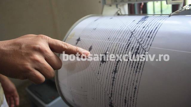 Cutremur în noaptea de joi spre vineri, în România