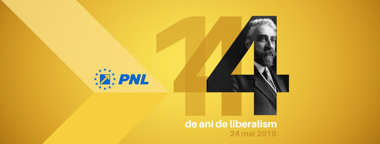Partidul Național Liberal – 144 de ani