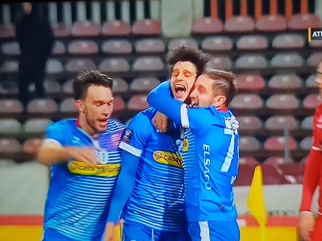 FC Hermannstadt – FC Botoşani 0-2 .  Botosanenii neinvinsi de şase etape