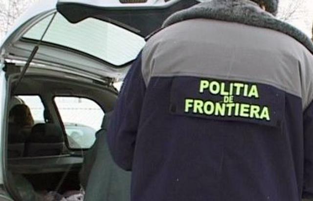 Depistat de poliţiştii de frontieră la volan fără permis şi băut