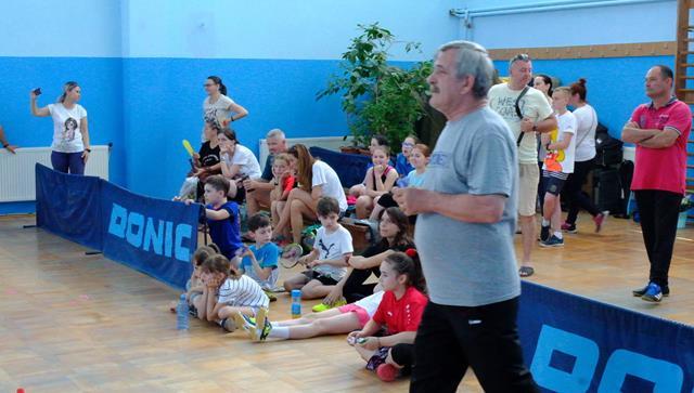 BOTOȘANI:  Etapă a Campionatului Național de Badminton