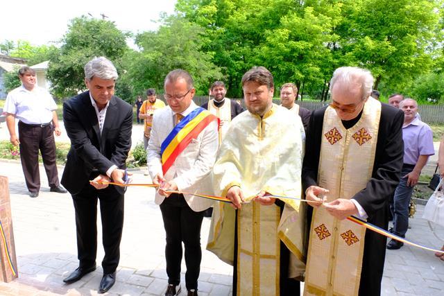 Centru medico-social inugurat la Dangeni în prezența autorităților locale