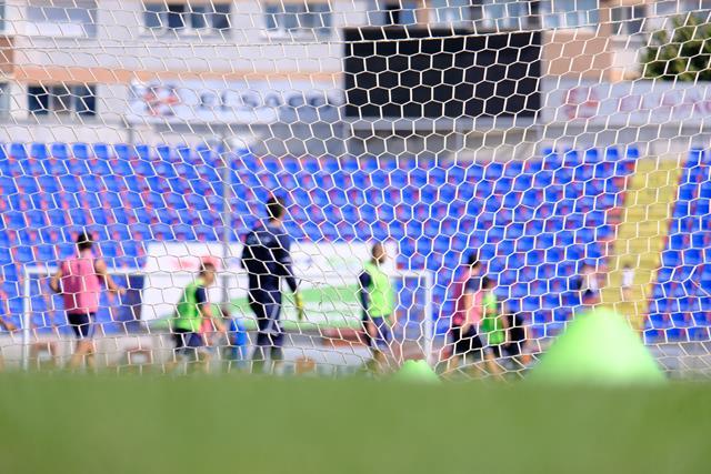 FC Botoșani s-a reunit ieri, la stadionul Municipal