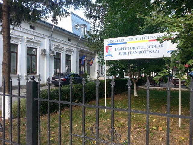 276.250,00 Euro pentru opt unități de învățământ din județul Botoșani