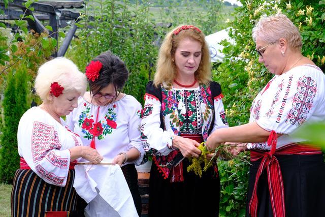 De Sânzîiene, pe 24 iunie, sărbătorim Ziua IEI Românești!     –  VIDEO/FOTO