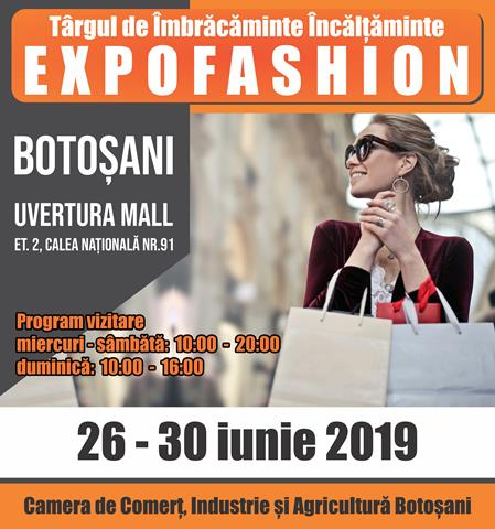 EXPOFASHION  2019, la Uvertura Mall