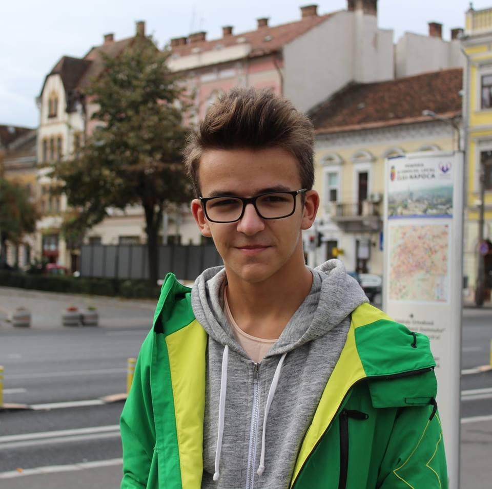 Laurianul Tudor Cardaş s-a calificat la internaţionala de matematică