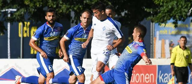 ASTRA – FC BOTOȘANI 2-2. Elevii lui Croitoru obțin primul punct din această ediție de campionat