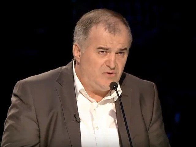 Florin Călinescu a intrat în politică