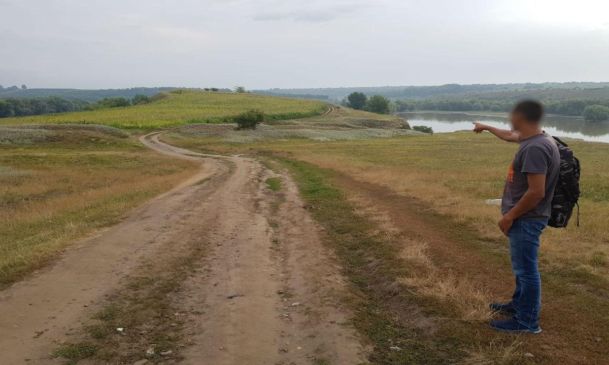 Moldovean ajuns ilegal în România, depistat de poliţiştii de frontieră botoşăneni