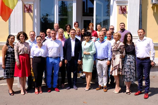 A fost aleasă noua structura de conducere a PES activists Botoșani – GALERIE FOTO