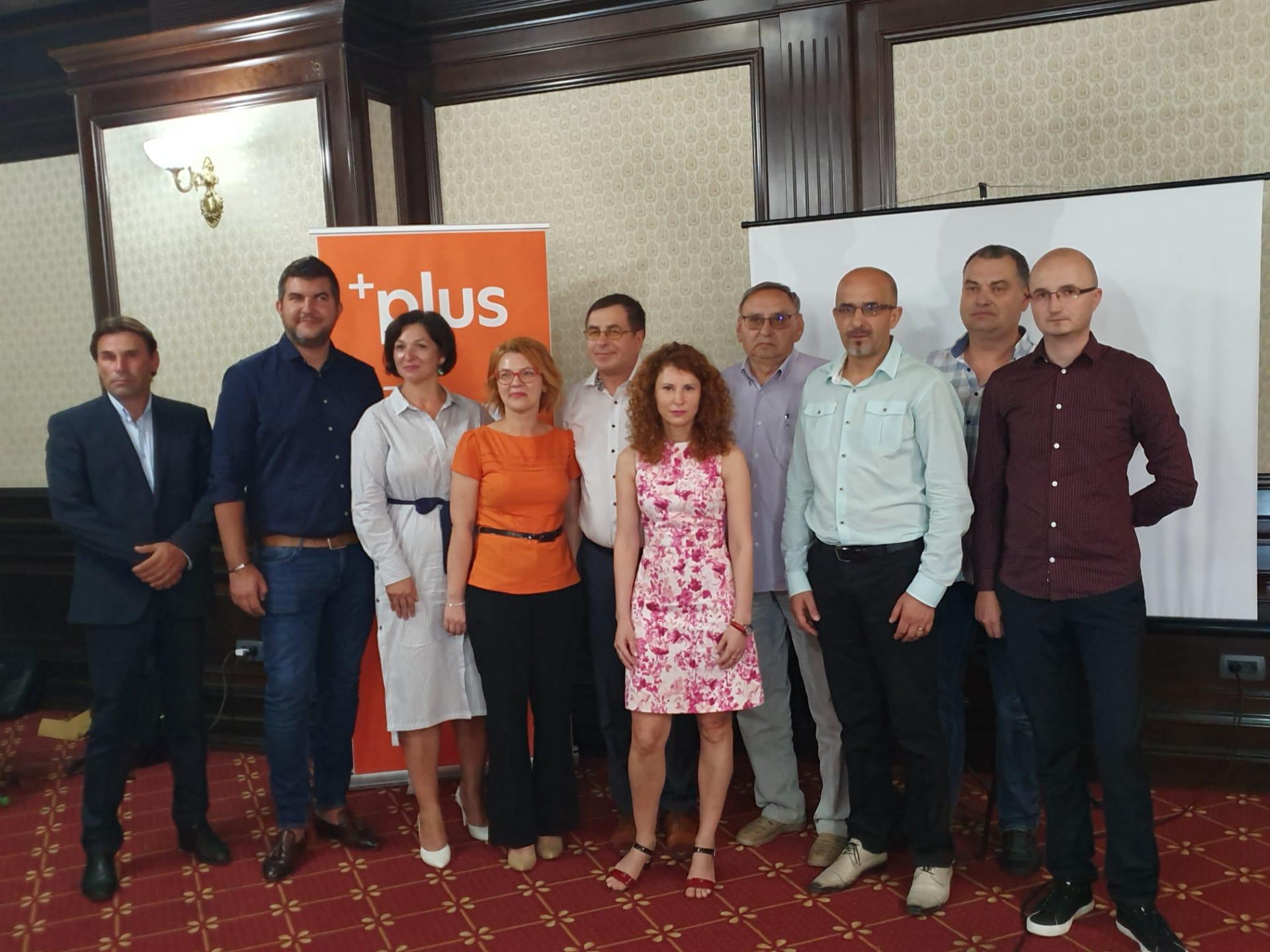 Membrii PLUS Botoșani și-au ales echipa de conducere a filialei județene Botoșani