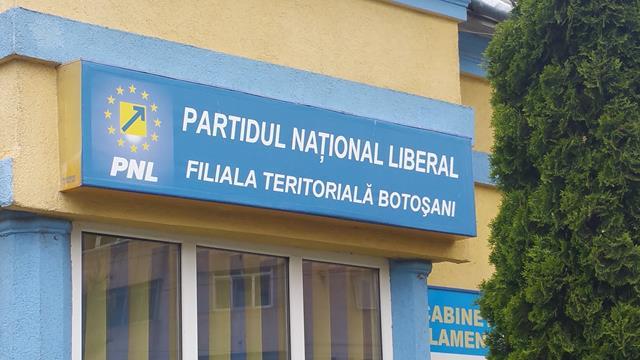 Conducerea PNL Botoșani face apel la autoritățile județene și centrale să intervină urgent în localitățile afectate de ultimele evenimente meteo