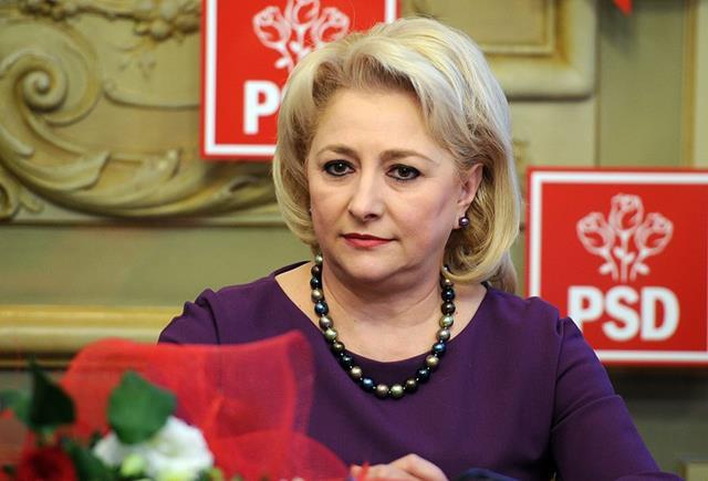 Viorica Dăncilă a fost desemnată candidat al PSD la alegerile prezidențiale