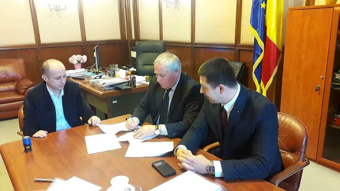 Investițiile în județul Botoșani continuă: Școală nouă și drumuri modernizate în orașul Bucecea
