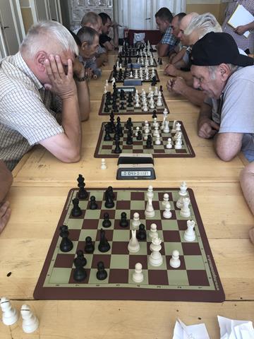 Concurs de șah cu peste 20 de participanți organizat de PNL Botoșani