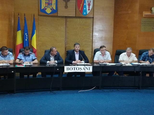 Cazuri NOI de pestă porcină au fost confirmate în județul Botoșani