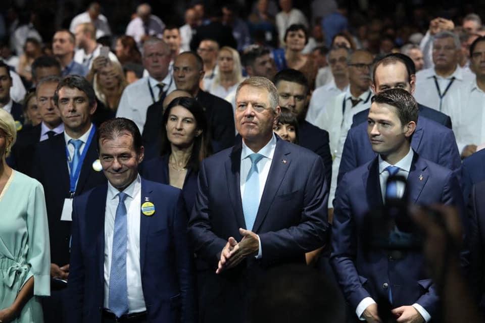 PNL Botoșani începe strângerea de semnături pentru susținerea candidatului la președinția României,  Klaus Iohannis