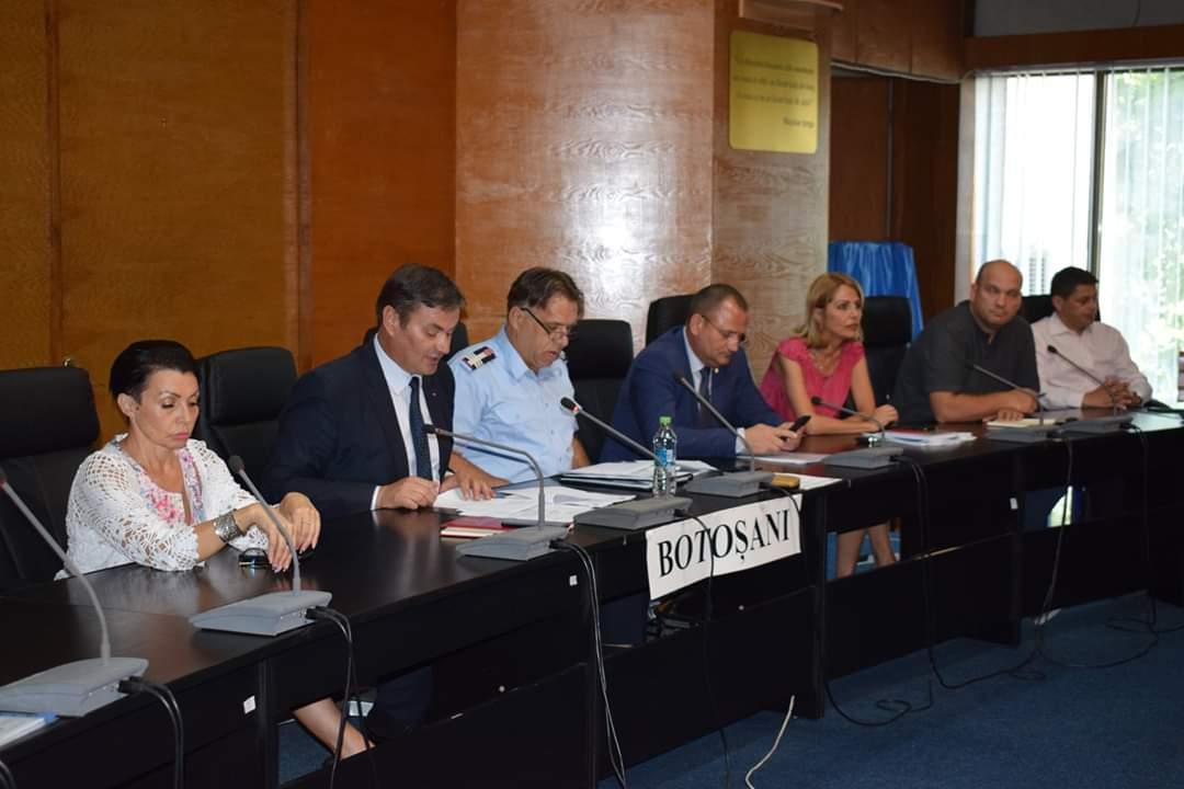 Membrii CJSU s-au întrunit astăzi într-o ședință pentru a dezbate mai multe puncte de importanță majoră