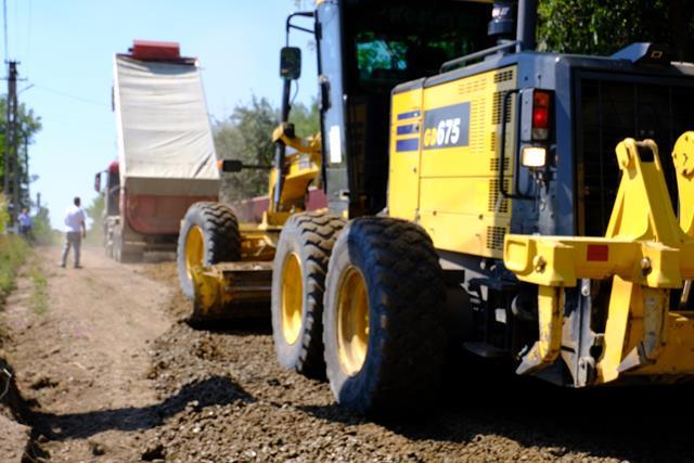 VIDEO/FOTO  – Se lucrează intens pe drumurile din comuna Hilișeu!