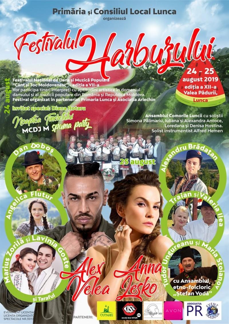 Festivalul Harbuzului a ajuns la a XII-a ediție. VEZI PROGRAMUL